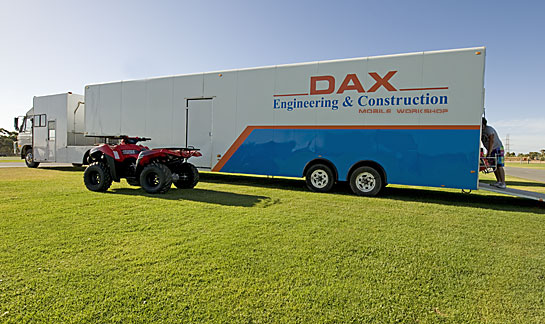 Dax Engineering Mobile Workshop